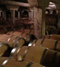 barrister barrel room feature 120x134 - Train keeps rolling through Barrister Winery