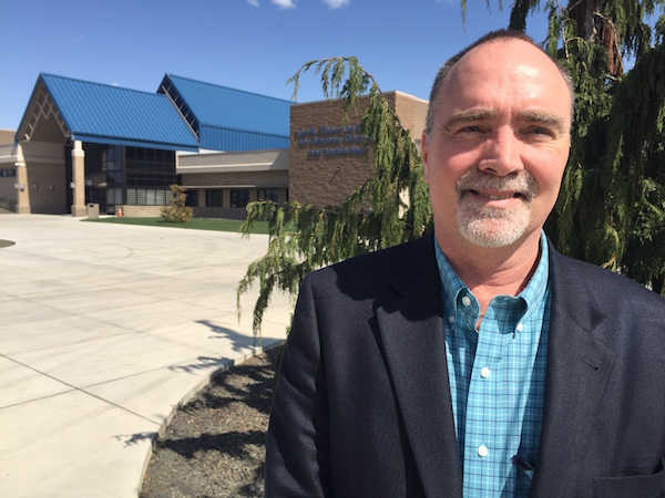 Greg Jones, a research climatologist and wine industry expert, served as the keynote speaker at the Northwest Scientific Association's 86th annual meeting, held April 2, 2015, at Columbia Basin College in Pasco, Wash.
