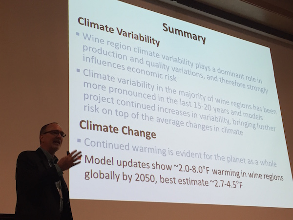 Greg Jones summaries his presentation to the Northwest Scientific Association on April 2, 2015.