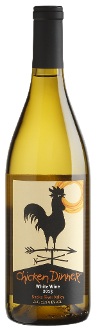 huston-vineyards-chicken-dinner-white-2014-bottle