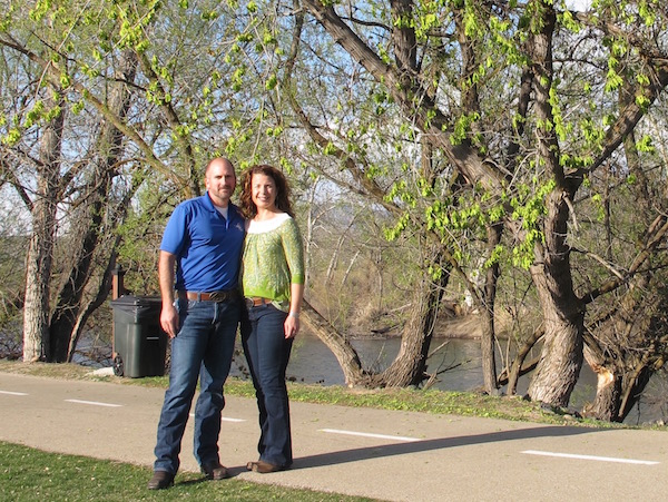 Earl and Carrie Sullivan of Telaya Wine Co., plan to break ground June 1 on their new winemaking facility along the Boise River in Garden City, Idaho.