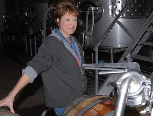 Karen LaBonte is the owner of Trio Vintners in Walla Walla, Wash.