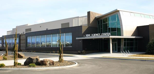 The WSU Wine Science Center is dedicated to education and research.