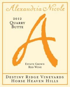 Alexandria Nicole-2012-Quarry Butte