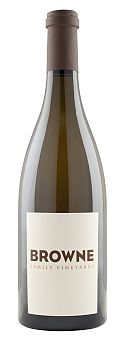 Browne Family Vineyards-2013-Chardonnay Bottle