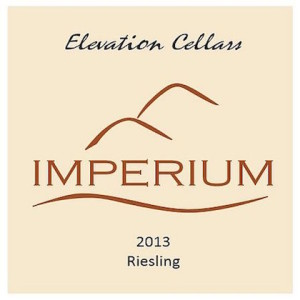 Elevation-Cellars-Imperium-Riesling-2013-Label