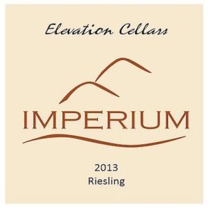 Elevation-Cellars-Imperium-Riesling-2013-Label