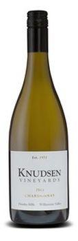 Knudsen vineyards-2013-Chardonnay Bottle
