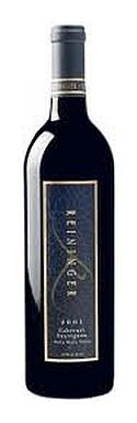 Reininger Winery-2012-Cabernet Sauvignon Bottle