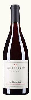 Ross Andrew Winery-2011-Lachini Vineyard Pinot Noir