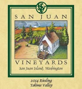 San Juan Vineyards-2014-Riesling