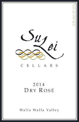 SuLei Cellars-2014-Dry Rose