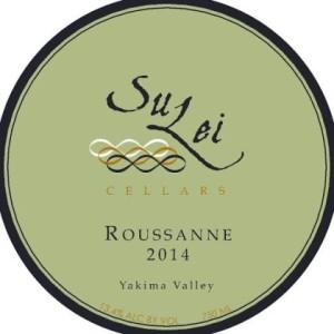 SuLei Cellars-2014-Roussanne