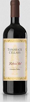 Tamarack-Cellars-Firehouse Red-2013-Bottle