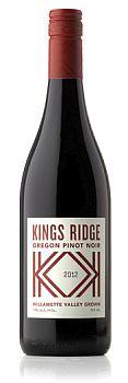 Union Wine Co.-2013-Kings Ridge Pinot Noir