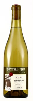 Winter's Hill Estate-2013-Pinot Gris Bottle