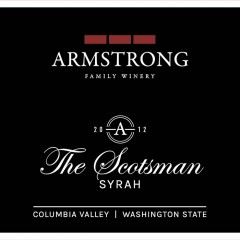 armstrong-family-winery-the-scotsman-syrah-2012-label
