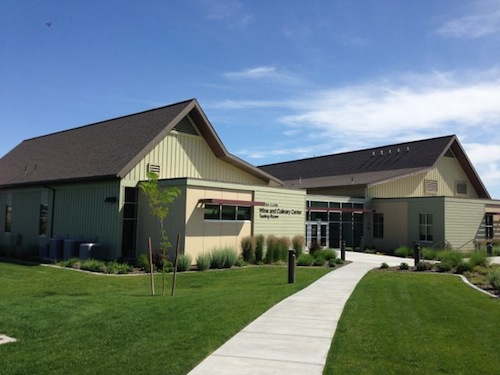 The Walter Clore Center in Prosser, Washington, has been open for a year.