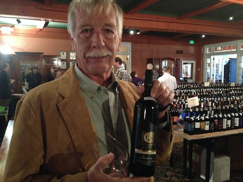 Cathedral Ridge Winery owner Robb Bell partners with Sonoma Valley vintner Michael Sebastiani on their winemaking program in the Columbia Gorge town of Hood River, Ore.
