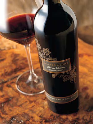 """Each year, Columbia Crest dedicates its premier wine — the Walter Clore Private Reserve — to the """"Father of Washington Wine."""""""