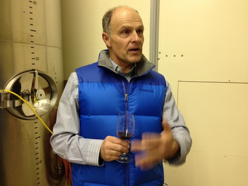 Walter Gehringer of Gehringer Brothers Estate Winery