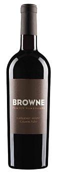 Browne Family Vineyards-2012-Cabernet Franc Bottle
