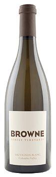 Browne Family Vineyards-2014-Sauvignon Blanc Bottle