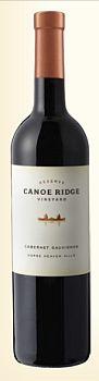 Canoe Ridge Vineyard-2012-Reserve Cabernet Sauvignon Bottle