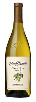 Chateau Ste. Michelle-2013-Canoe Ridge Estate Chardonnay Bottle