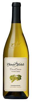Chateau Ste. Michelle-2013-Cold Creek Vineyard Chardonnay Bottle