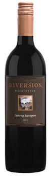 Diversion Wine-2013-Cabernet Sauvignon Bottle