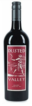 Dusted Valley Vintners-2012-Malbec Bottle