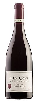 Elk Cove Vineyards-2013-Clay Court Pinot Noir Bottle