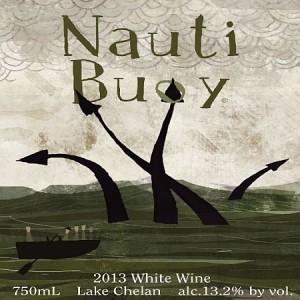 Hard-Row-to-Hoe-Nauti-Buoy-Lake-Chelan-2013-Label