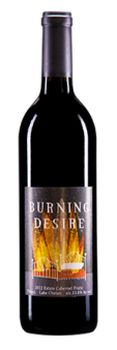 Hard Row to Hoe Vineyards-2013-Burning Desire Estate Cabernet Franc
