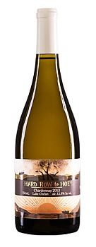 Hard Row to Hoe Vineyards-2013-Chardonnay Bottle