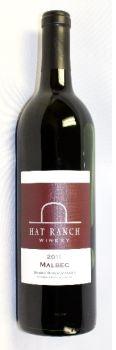 Hat Ranch Winery-2011-Malbec Bottle