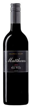 Matthews Estate-2012-Blackboard Red