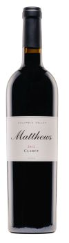 Matthews 2012 Claret