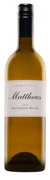 Matthews 2014 Sauvignon Blanc