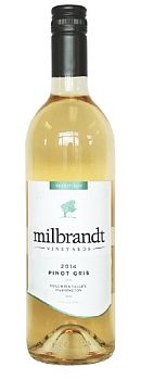 Milbrandt Vineyards-2014-Traditions Pinot Gris Bottle