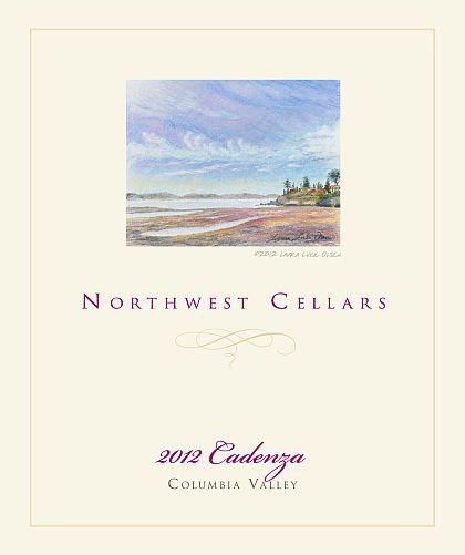 Northwest Cellars-2012-Cadenza
