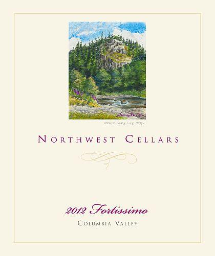 Northwest Cellars-2012-Fortissimo