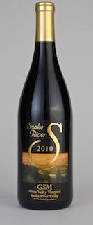 Snake-River-winery-GSM-2010-Bottle