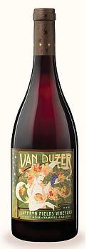 Van Duzer Vineyards-2012-Saffron Fields Pinot Noir