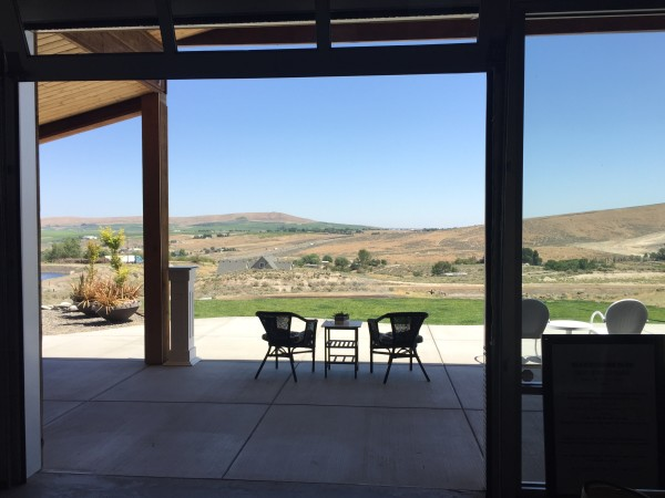 Anelare Winery officially celebrates the one-year anniversary of its Yakima Valley tasting room on July 1.