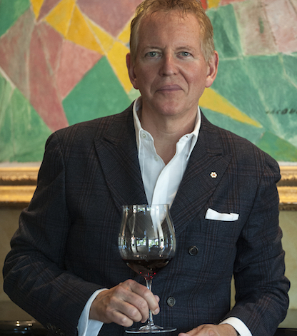 Anthony von Mandl is proprietor of VMF Estates in British Columbia, which includes Mission Hill Family Estates in West Kelowna and CederCreek Estate Winery in Kelowna. (Photo courtesy of VMF Estates)