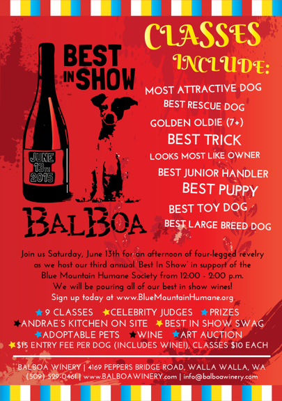 best-in-show-dog-show-balboa-winery-2015-poster