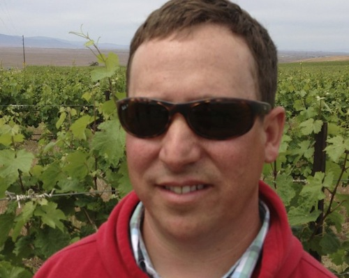 Derek Way has been Sagemoor Vineyards' vineyard manager since 2008.