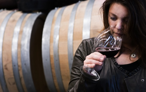 Luisa Ponzi is winemaker for Ponzi Vineyards